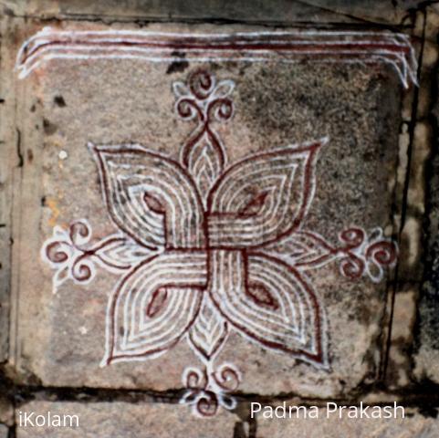Rangoli: Padikolam-2
