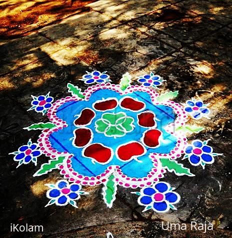 Rangoli: Doctor's day