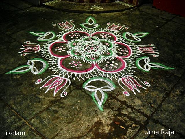 Rangoli: Happy holidays