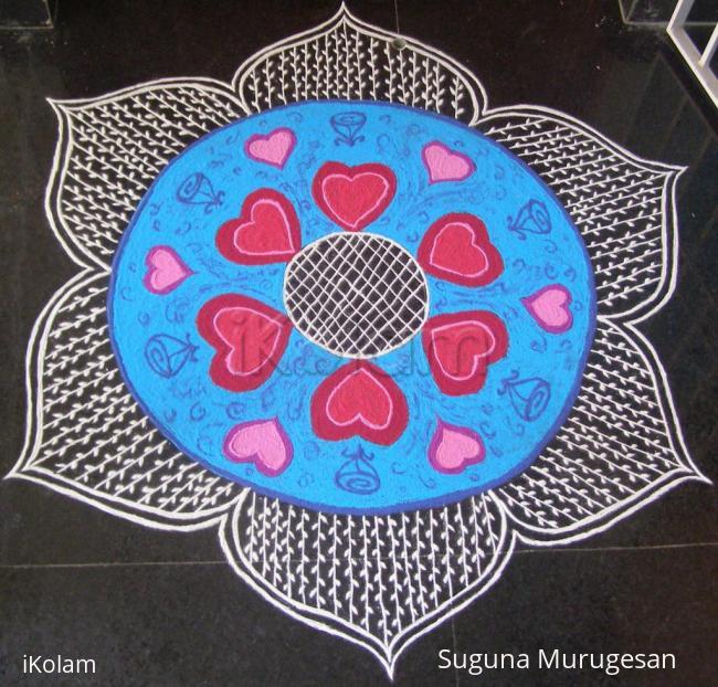 Rangoli: Happy Valentine's day!-2
