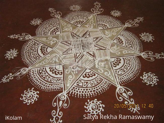 Rangoli: My Experiments