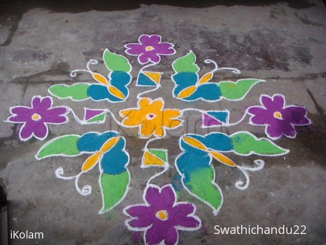 Rangoli: Sankranti 2010