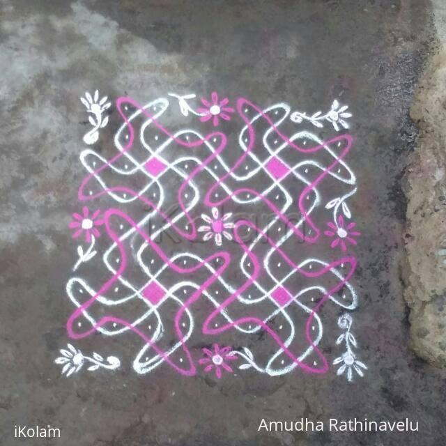 Rangoli: Margazhi 12th