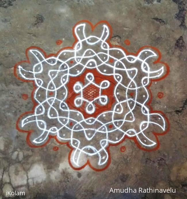 Rangoli: Happy Margazhi