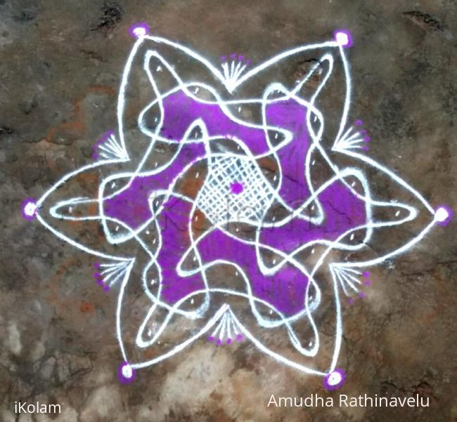 Rangoli: 2 nd day