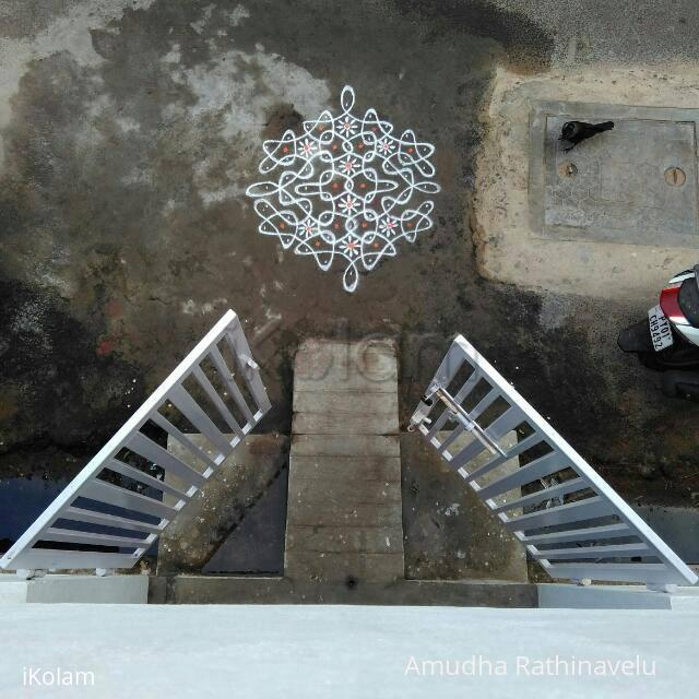 Rangoli: Margazhi 5th6