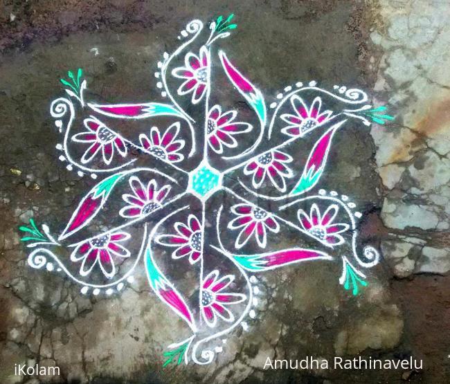Rangoli: On christmas