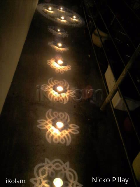 Rangoli: Maa kolam part 2