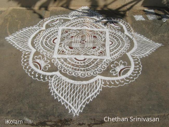 Rangoli: New Year - 2013