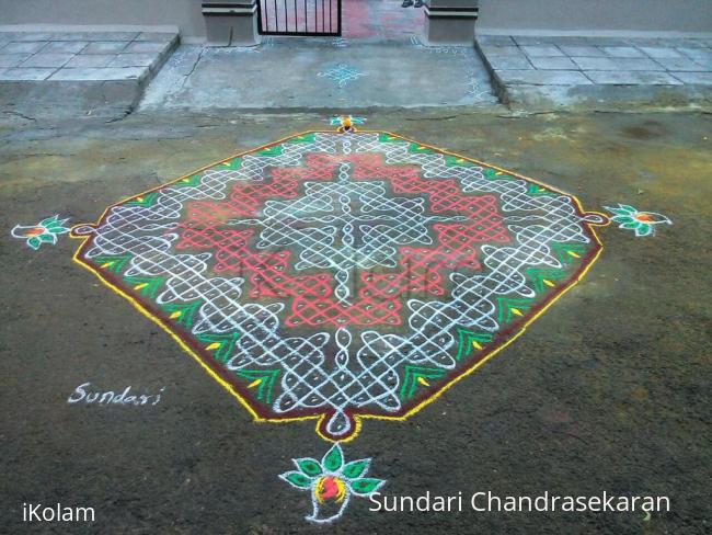 Rangoli: margazgi day 4