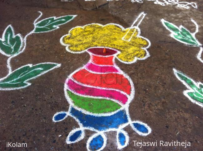 Rangoli: rangoli