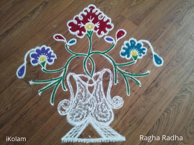 Rangoli: 2018MOTHERS' DAY SPECIAL RANGOLI