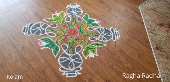 Rangoli: 2018 NAVRATHRI DAY-4