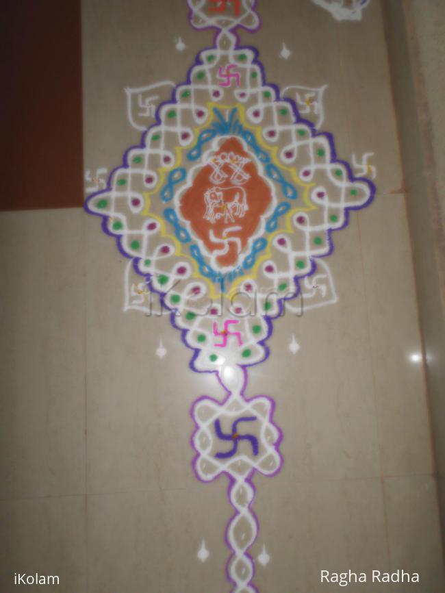 Rangoli: HAPPY RAKSHABHANDAN