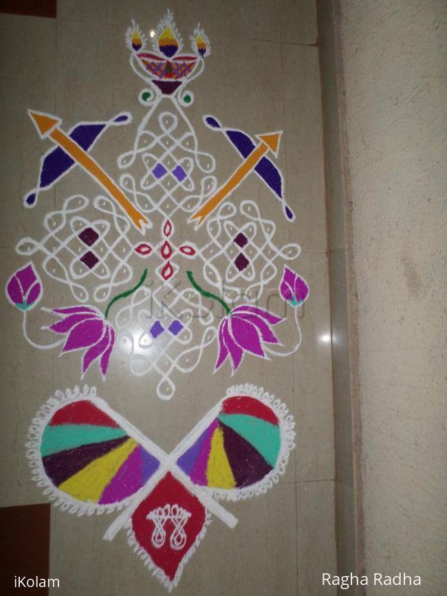 Rangoli: SriRam Navmi Special