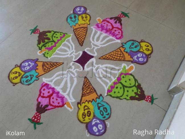 Rangoli: FOR EYES ONLY