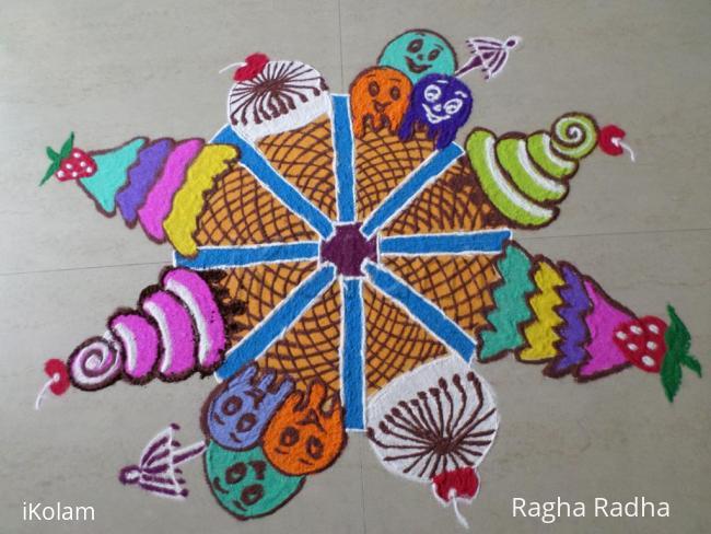 Rangoli: SUMMER FUN SPECIAL -TWO