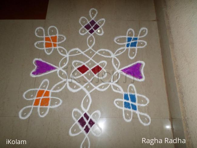 Rangoli: COLOR CHIKKU