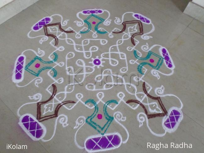 Rangoli: RANGOLI FOR FRIDAY(O.I)