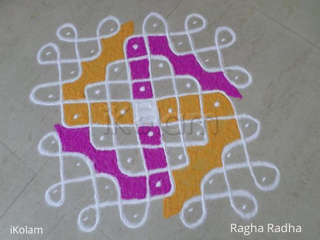Rangoli: MAYDAY WISHES