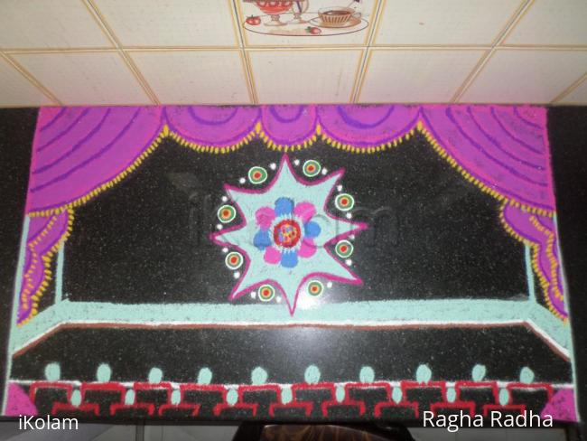 Rangoli: Happy New Year2017