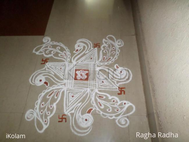 Rangoli: FRIDAY RANGOLI