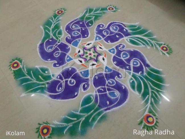 Rangoli: Holi Special Rangoli