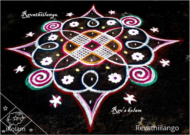 Rangoli: Rev's easy chikku 29.