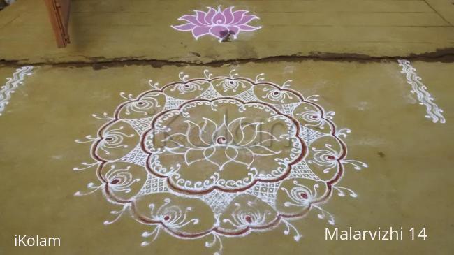 Rangoli: my art