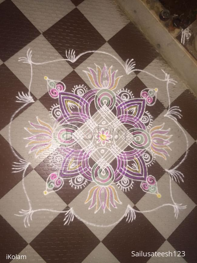 Rangoli: Thursday special...