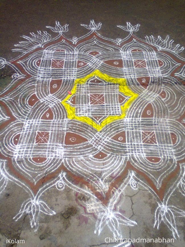 Rangoli: 2nd aadi chevvai en kei jalam......