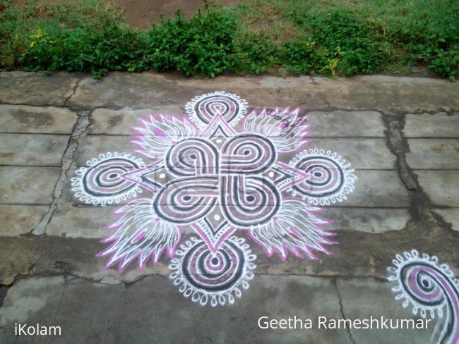 Rangoli: Happy Sunday!