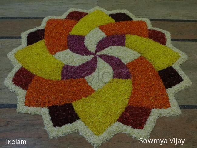Rangoli: Onam Celebrations 2014