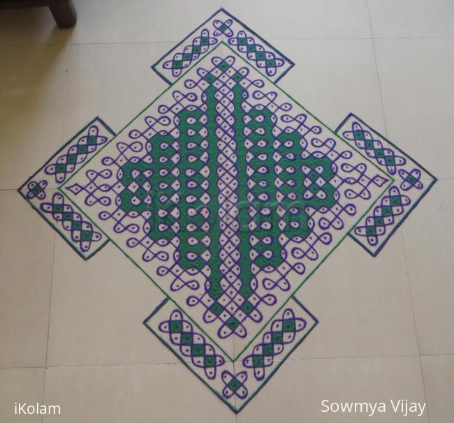 Rangoli: Margazhi 2014-15