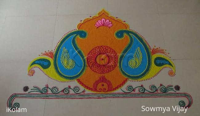 Rangoli: Happy Pongal -2015 2