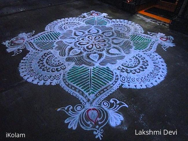 Rangoli: Happy sankranthi
