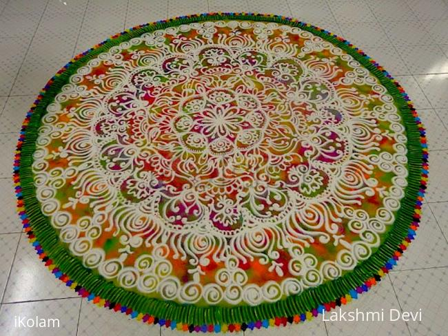 Rangoli: HAPPY VASANTHA PANCHAMI -welcome to spring