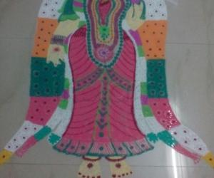 Rangoli: Anandal