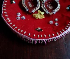 Aarthi plate decor contest 2015