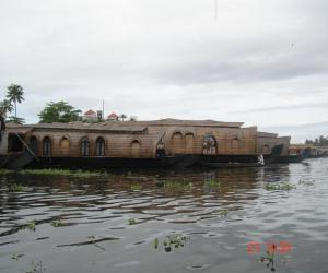 a backwater ride