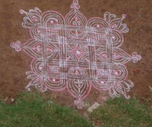 Rangoli: another special tuesday!