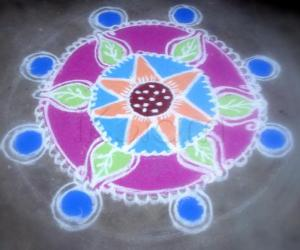Rangoli: Krishna Jayanthi Special