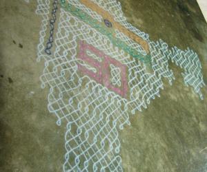 Rangoli: India Rangoli