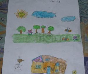 Rangoli: Drawing
