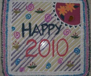 Rangoli: A Very Happy New Year!!!