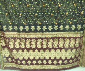 Rangoli: fabric work