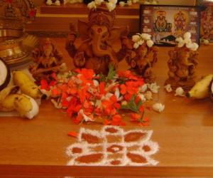 Ganesha Chathurthi