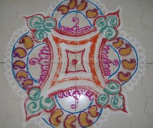 Rangoli: Everyday Kolams