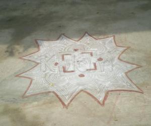 Rangoli: Traditionalkolam