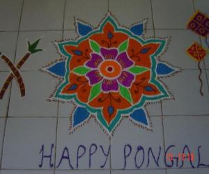 Rangoli: Pongal2